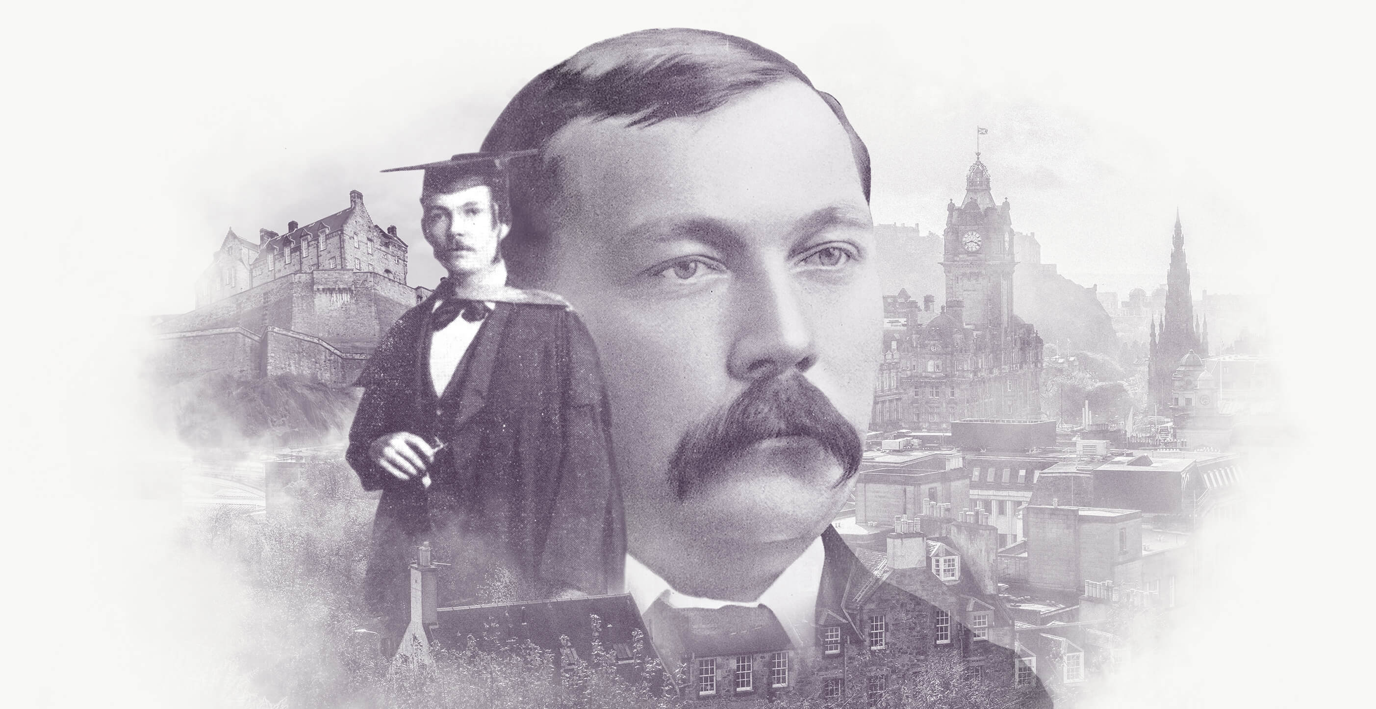 Arthur Conan Doyle The Physician Montage